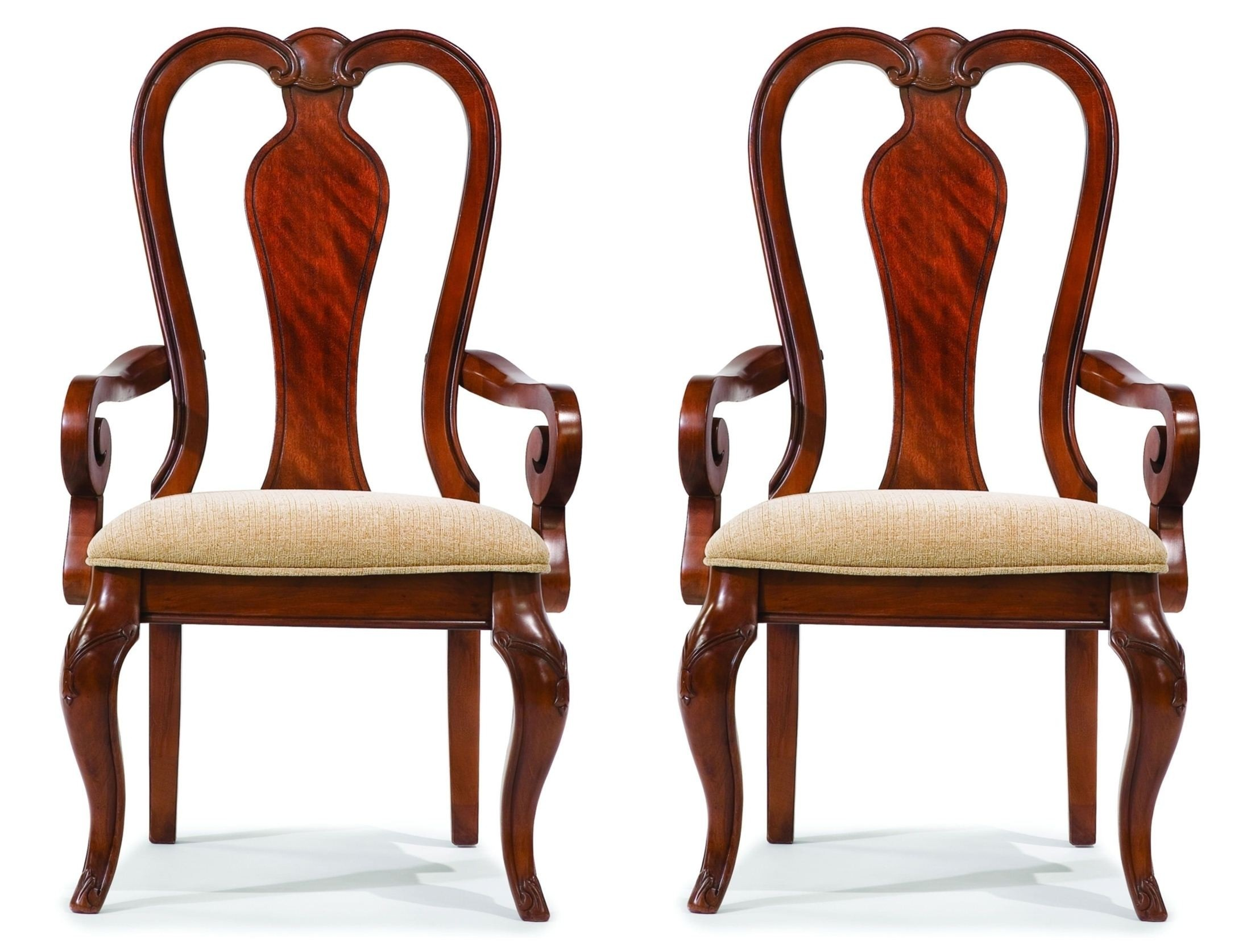 queen anne style chairs navy blue leather dining arm ideas on foter