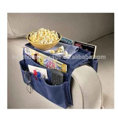 Remote Holder For Chair Wicker Club Arm Caddy Ideas On Foter Tv Control