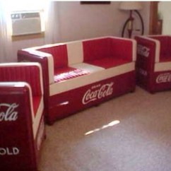 Coca Cola Chairs And Tables Hydraulic Recline Barber Chair Salon Beauty All Purpose Furniture Ideas On Foter 1