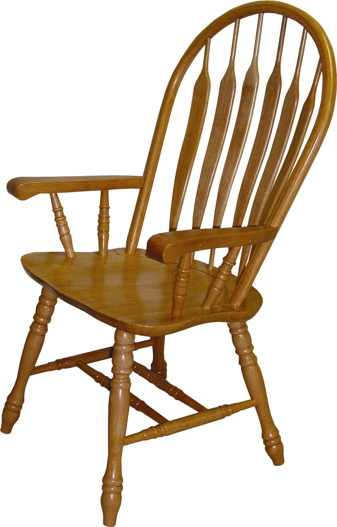 high seat chairs for elderly white wedding rental back windsor dining arm chair - foter