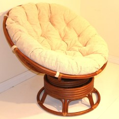 Comfortable Wicker Chairs Swing Chair Grey White Ideas On Foter Rattan Swivel Rocking Round Papasan With Cushion Wash