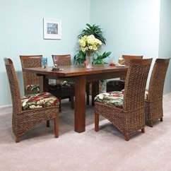 Banana Leaf Dining Room Chairs Jumper For Babies Ideas On Foter Furniture Table 7pc Set Choice Of Fabrics