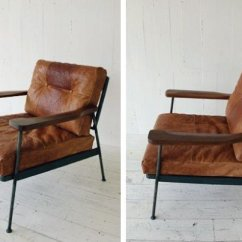 Leather Armchair Metal Frame New Table And Chairs Ideas On Foter Chair