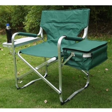 aluminum directors chair power companies chairs ideas on foter prime garden director with folding tray and ice pack green