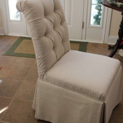 Parsons Chairs With Skirt Gold Chair Covers Black Sash Parson Dining Ideas On Foter Upholstered Skirts