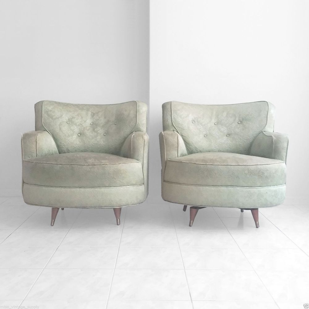 oversized swivel chairs for living room west elm outdoor rocking chair ideas on foter 2 mid century modern oversize