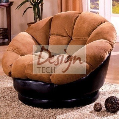 swivel office chair no arms animal bean bag chairs for toddlers oversized - foter