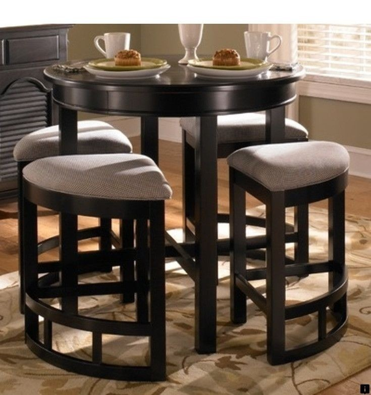 small pub table and chairs exercise chair on tv sets ideas foter broyhill mirren pointe round 5 piece counter set