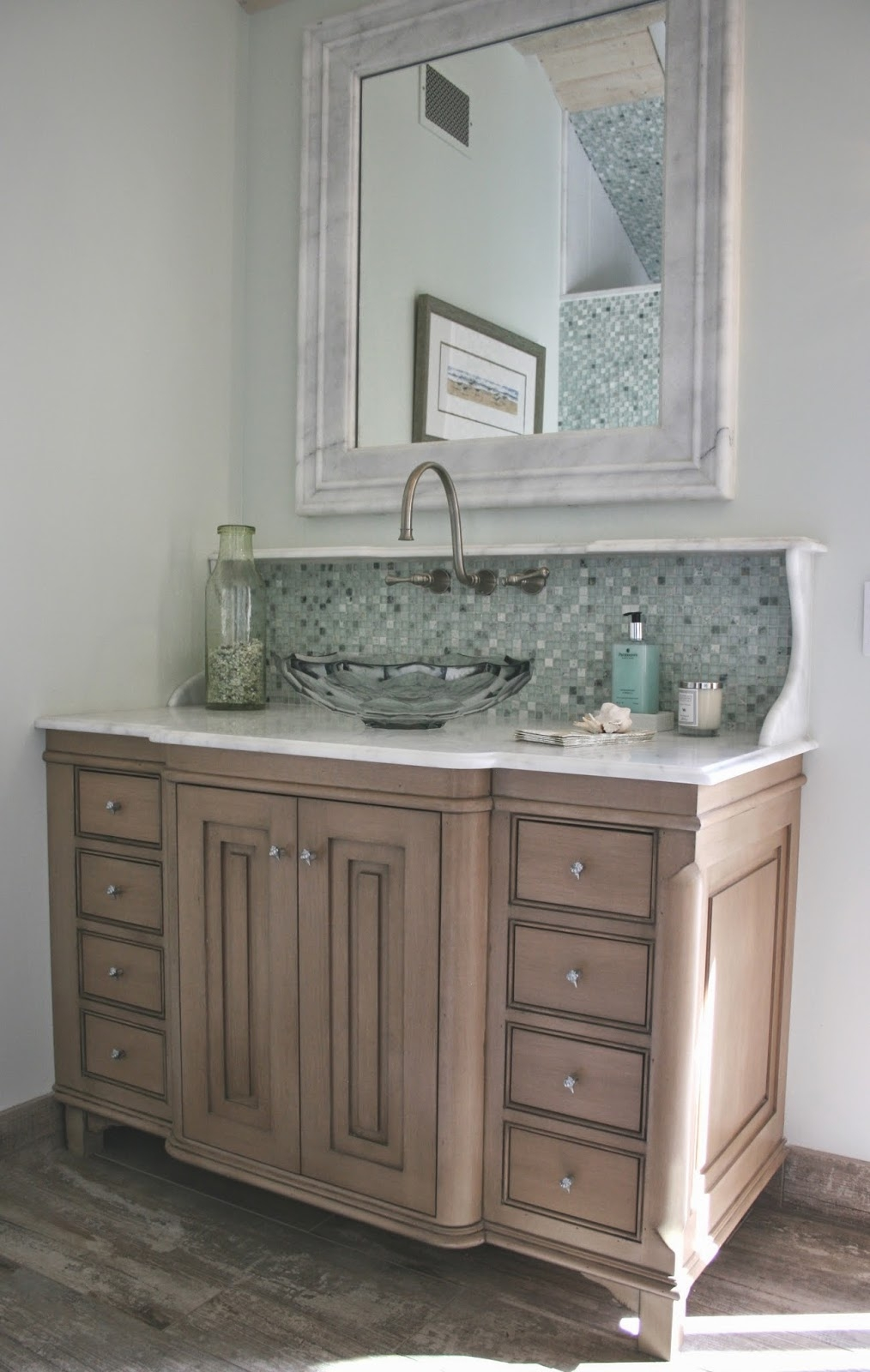Coastal Bathroom Vanities Ideas On Foter