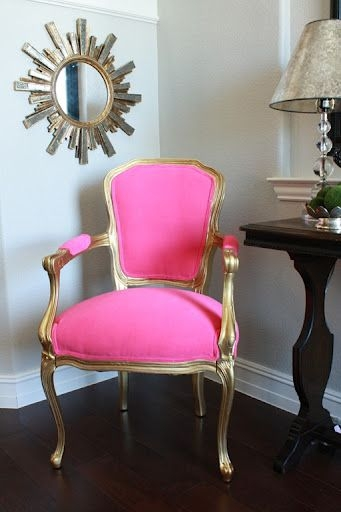 hot pink chair cheap covers brisbane accent ideas on foter chairs