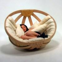 Modern Papasan Chair - Foter