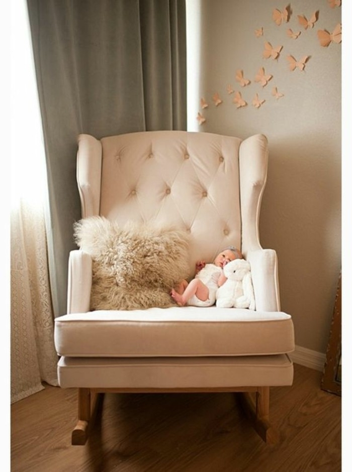 pink nursery rocking chair huge pillow gliders ideas on foter an absolutely lovely addition to both adults or children bedroom this enchanting creates a cozy corner read and relax