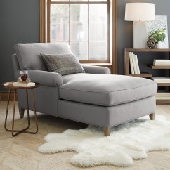 Chaise Chairs For Living Room Themes Decorating Ideas Grey Lounge On Foter Right Arm
