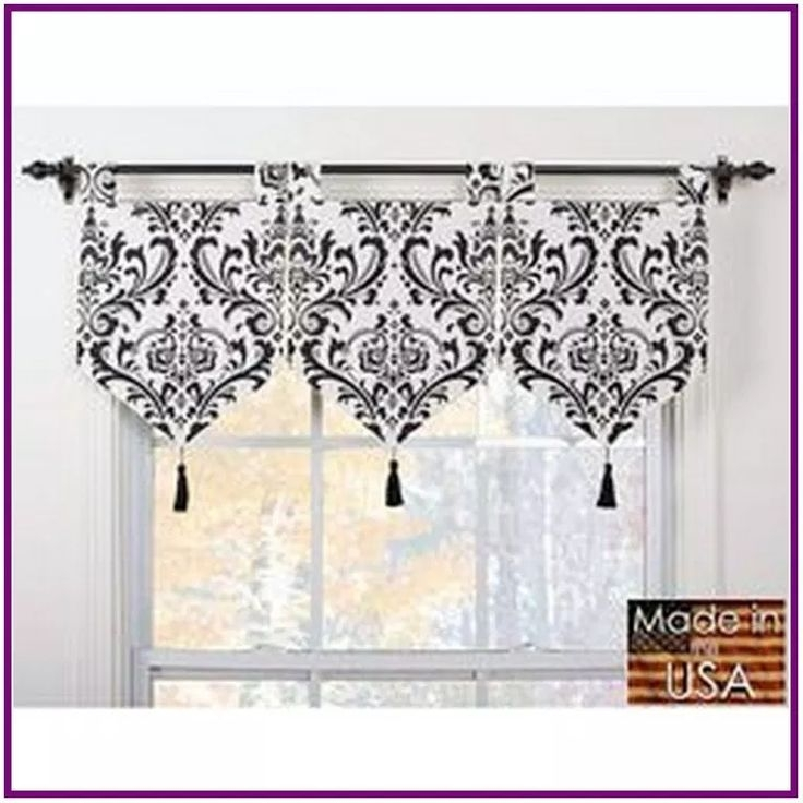 curtains with valances attached ideas