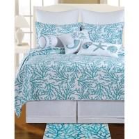 Seashell Comforter Set - Foter