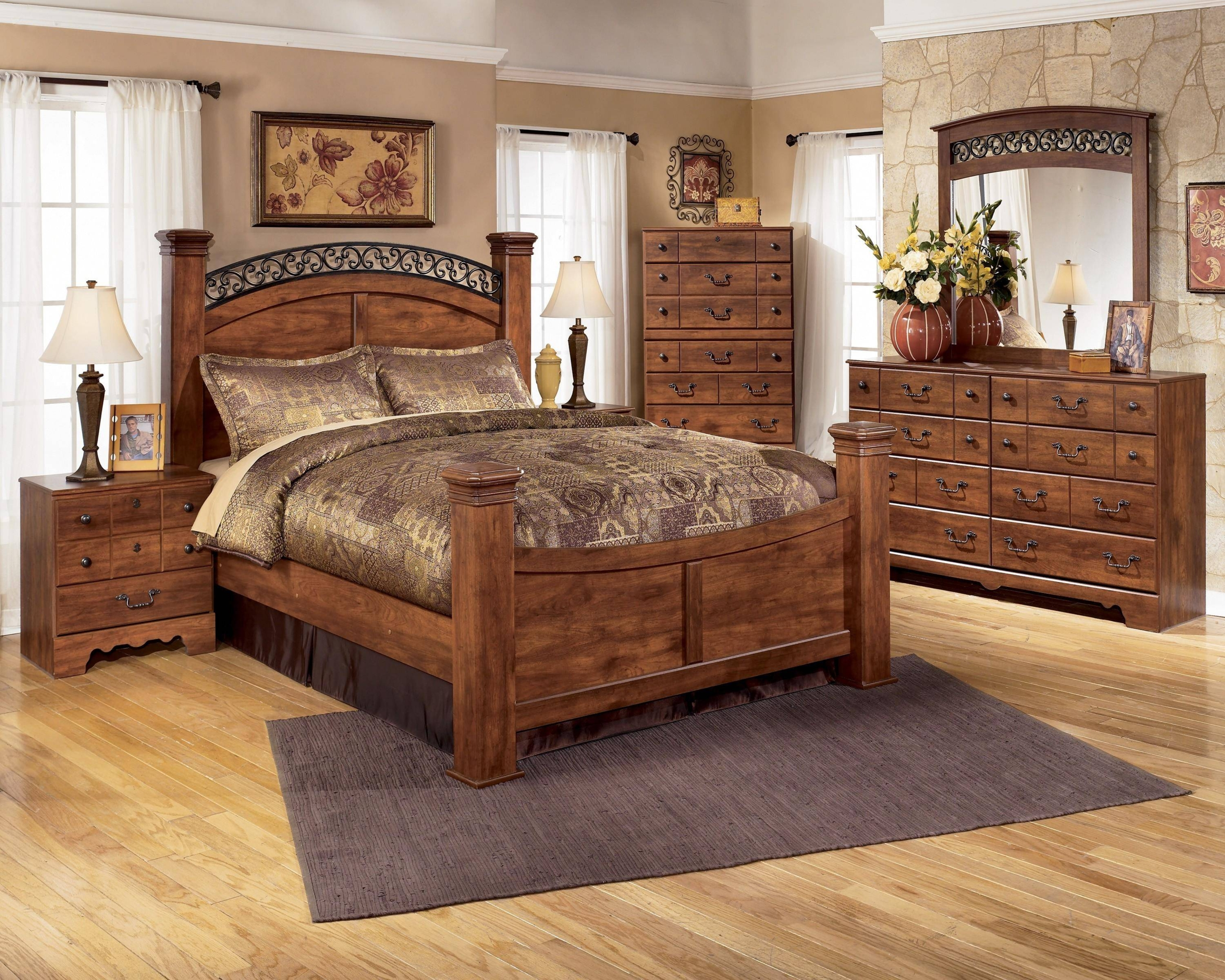 metal and wood bedroom sets ideas on