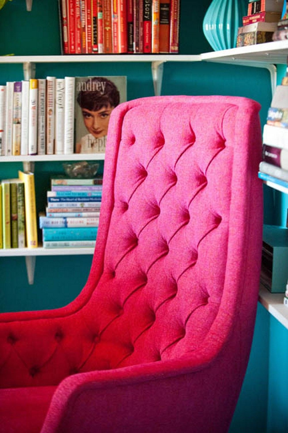 Pink Swivel Chairs  Foter