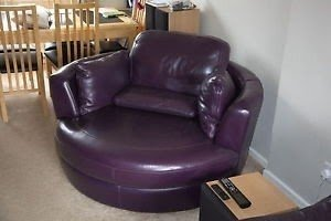purple swivel chair used barber for sale chairs ideas on foter