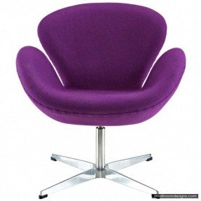 purple swivel chair swing price in bangladesh chairs ideas on foter theva