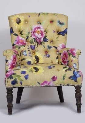 floral arm chair swing seat under pergola armchairs ideas on foter loving this armchair