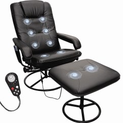 Recliner Massage Chair Zebra Print Office Chairs With Heat Ideas On Foter Blowout Leisure Heated Reclining Ottoman