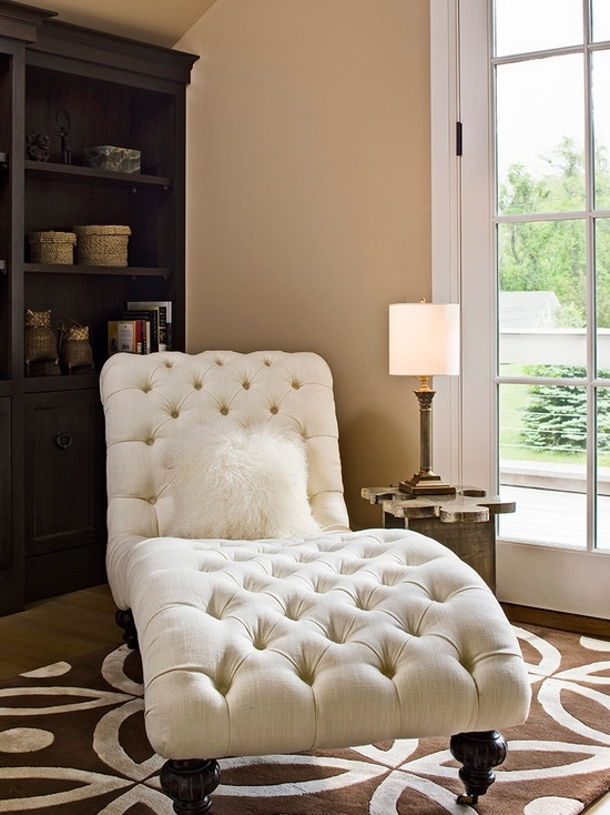 white chaise chair wooden high tray leather ideas on foter lounge indoor