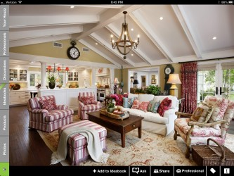 RCCLRC50 Remarkable Country Cottage Living Room Countrycottageliving Wtsenates