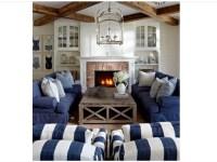 Denim Living Room Furniture - Foter
