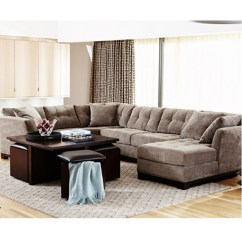 Elliot Fabric Sectional Living Room Furniture Collection Pop Ceiling Designs For India Mini Sofas - Foter
