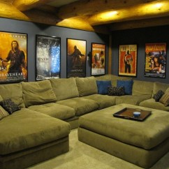 Theater Living Room Furniture Paint Choices For Home Sectional Sofas Ideas On Foter