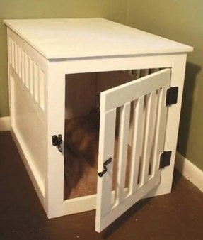 Homemade Indoor Dog Kennel Ideas - The Best Dog 2017
