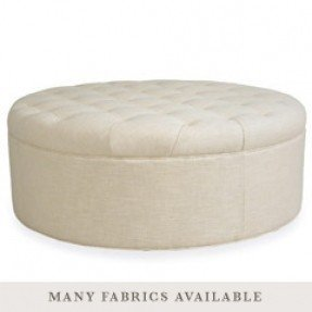 large round ottomans ideas on foter