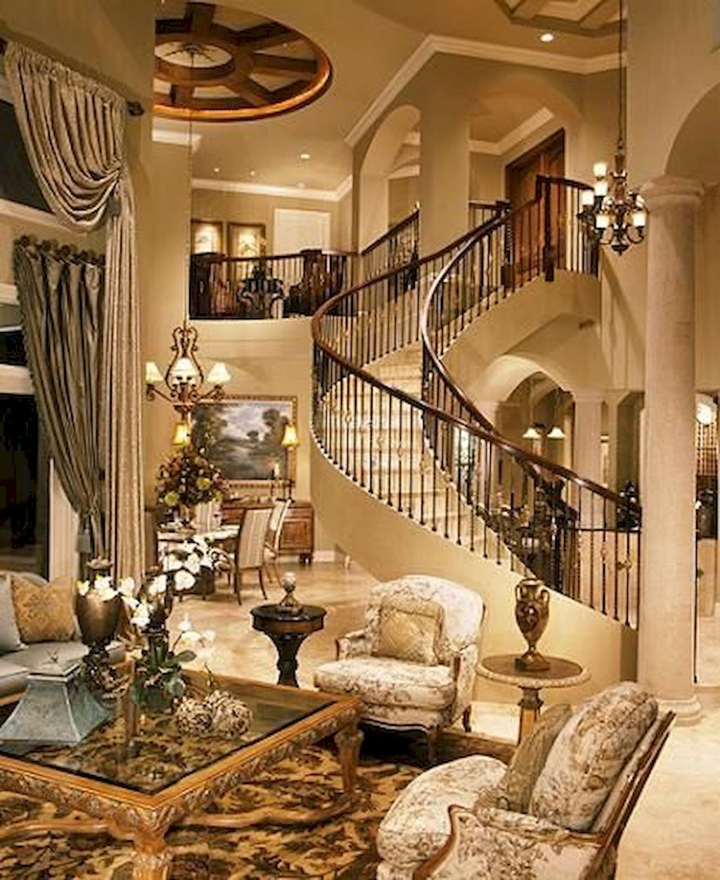 mediterranean living room country chic furniture ideas on foter 2