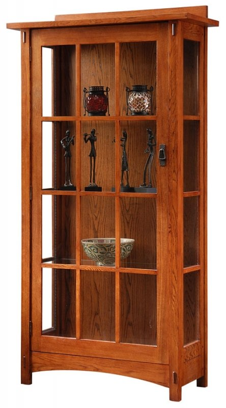 Mission Curio Cabinets  Foter