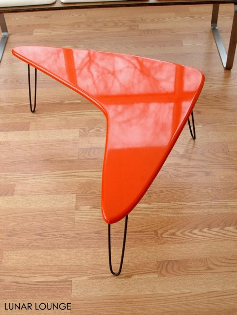 Orange Coffee Tables Foter