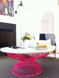 Pink Coffee Tables - Foter