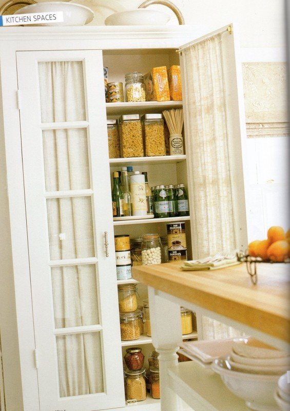 Freestanding Pantry Cabinets
