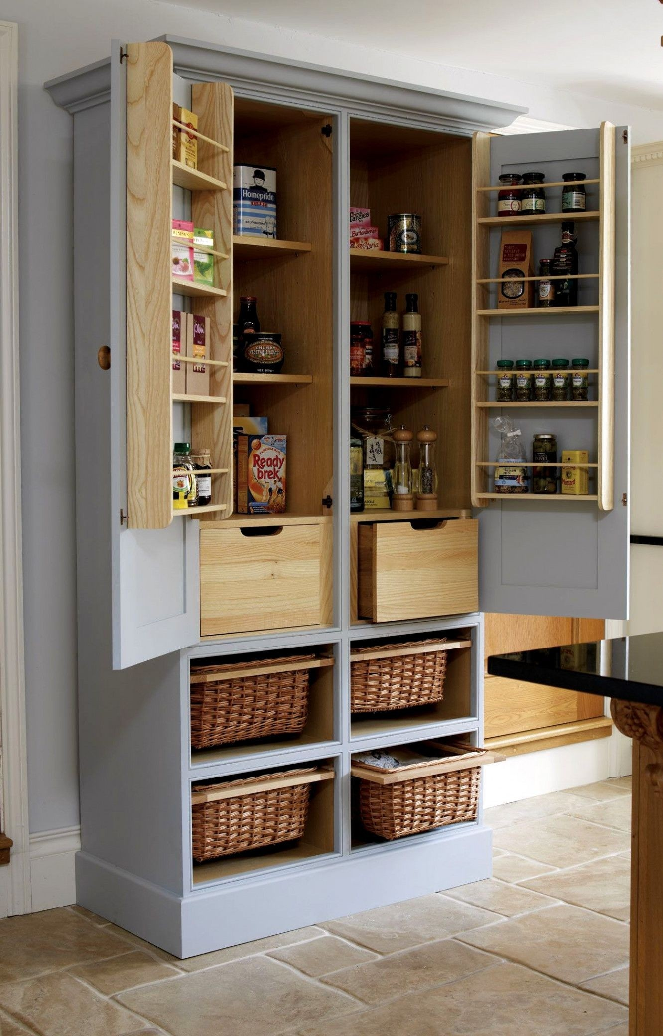 kitchen pantry cabinets freestanding traditional ideas on foter cabinet