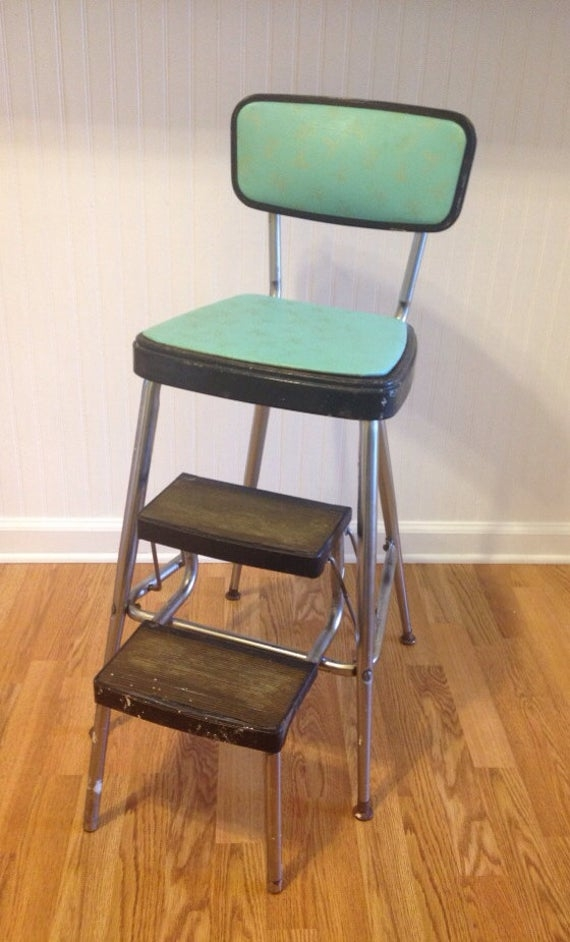 chair stool retro material to cover dining chairs kitchen stools ideas on foter vintage mid century