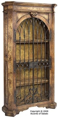 Rustic Wine Cabinets - Foter