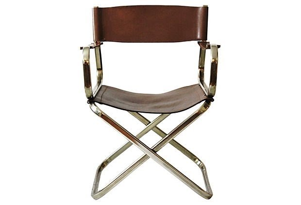 director chair covers canada roll in shower leather directors chairs ideas on foter