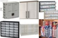 Plastic Wall-Mounted Cabinets - Foter