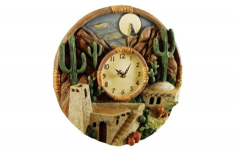 Southwestern Wall Clocks  Foter