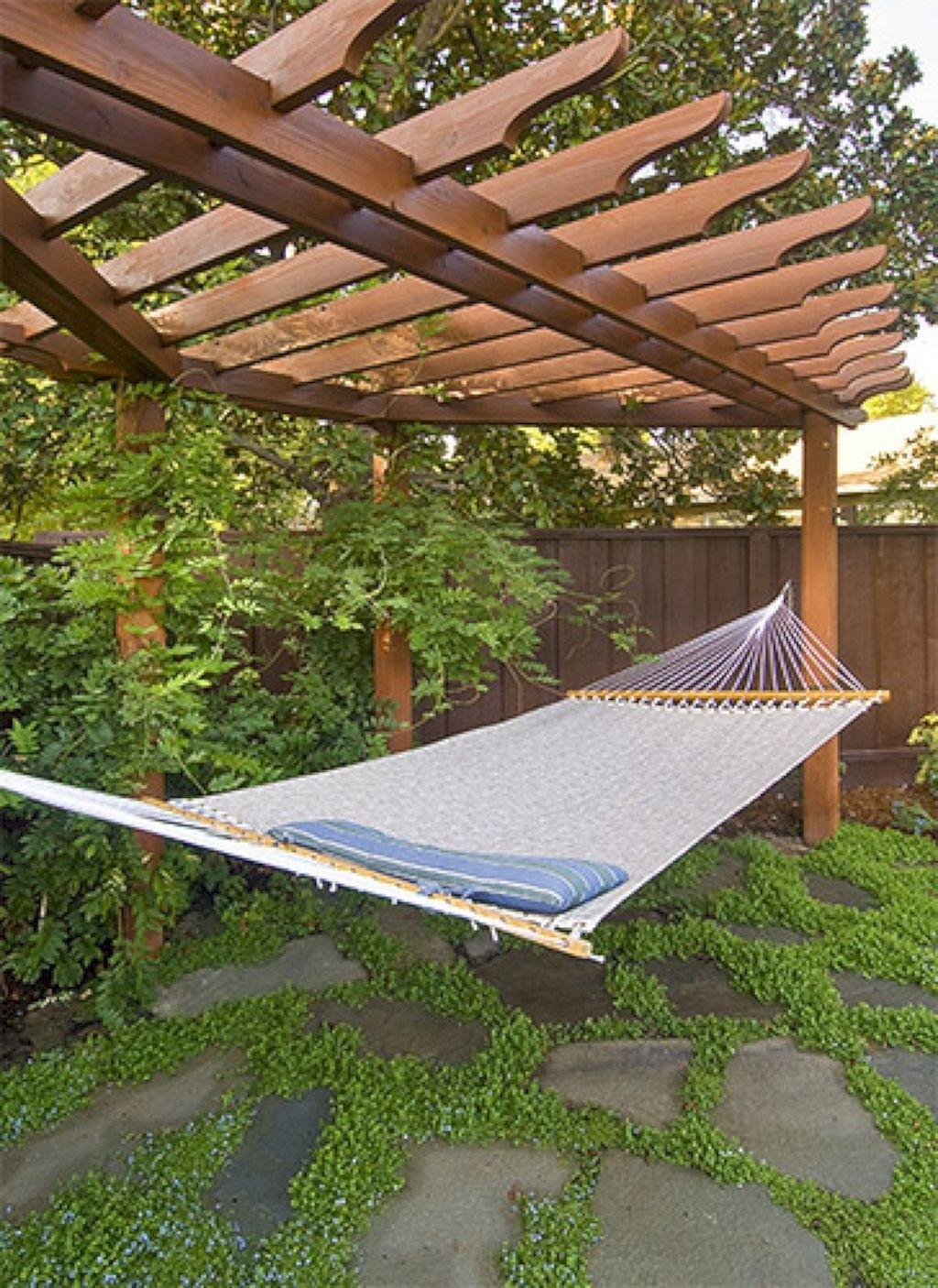 hammock chair frame diy wood desk no wheels patio stands ideas on foter