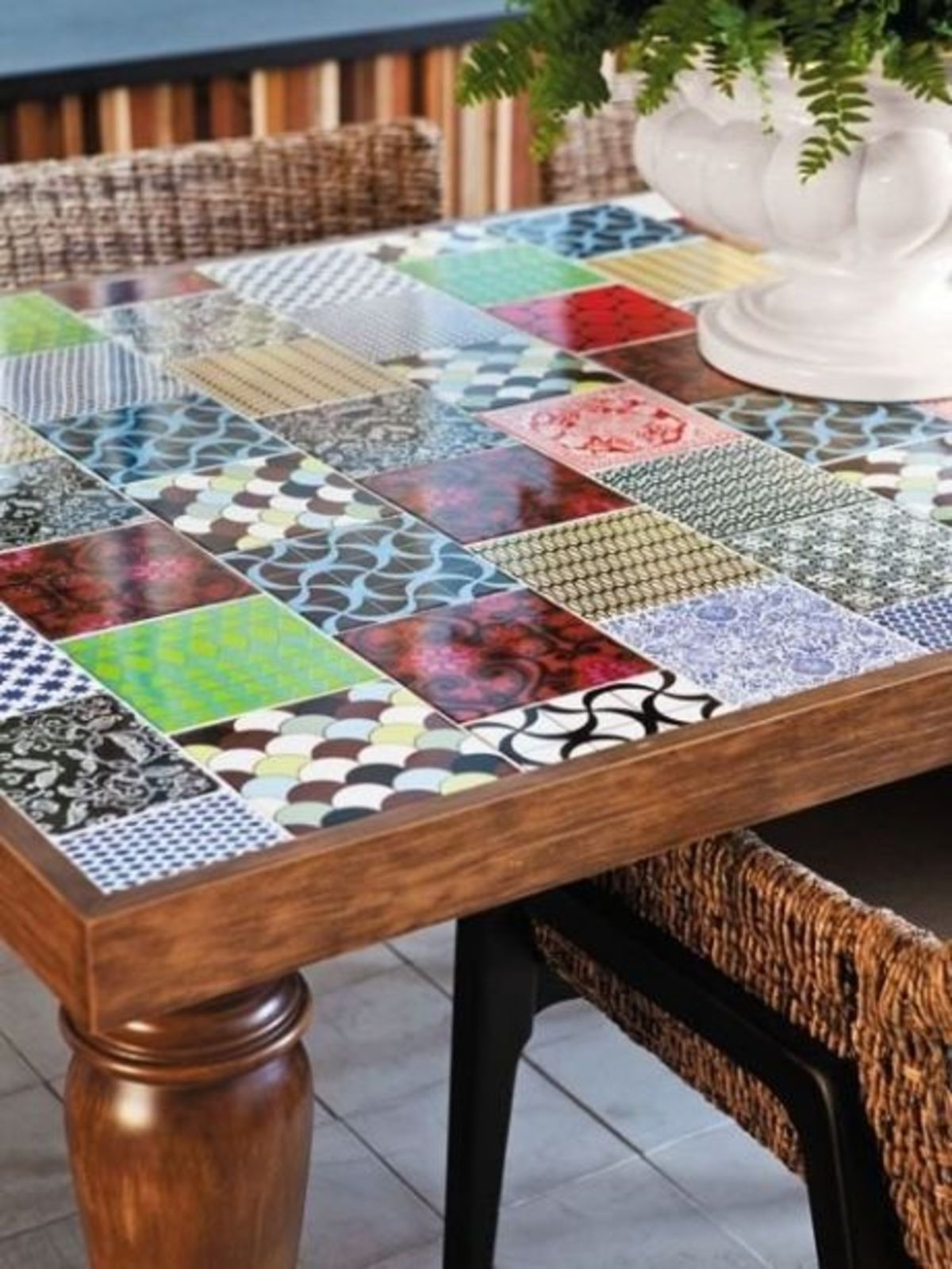 ceramic patio tables ideas on foter
