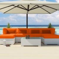 Orange Patio Furniture Sets - Foter