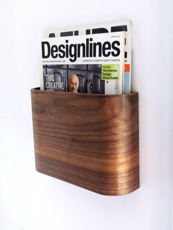 wall magazine holder ideas on foter
