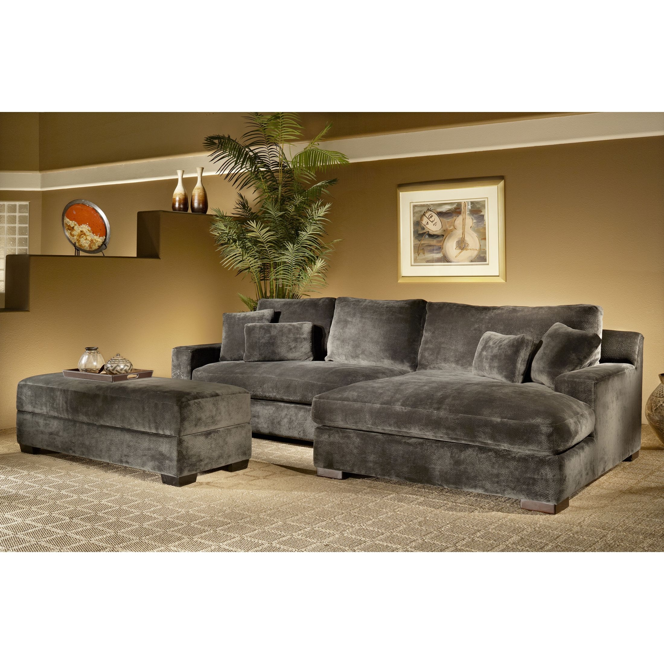sofa with two chaise ideas on foter