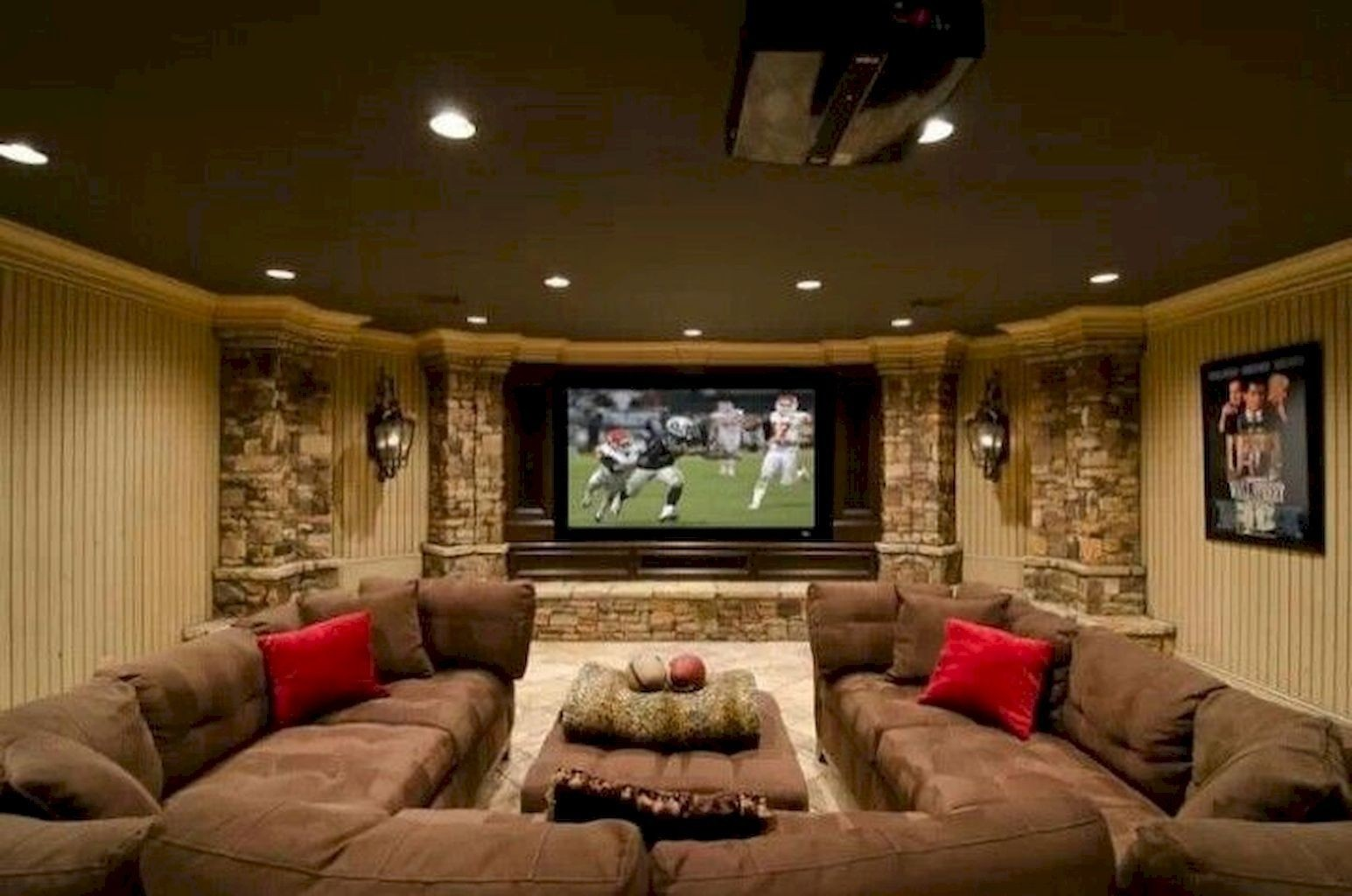 theater living room furniture yellow grey and blue ideas home sectional sofas on foter