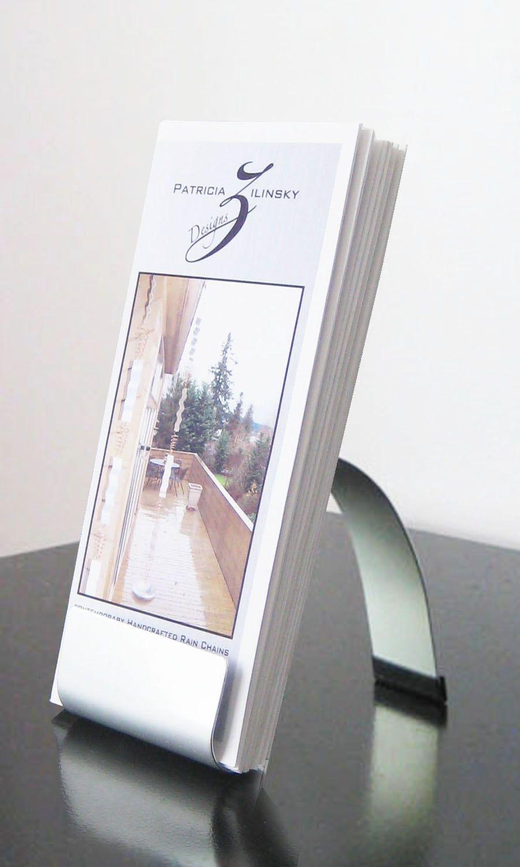 Metal Brochure Holder  Ideas on Foter
